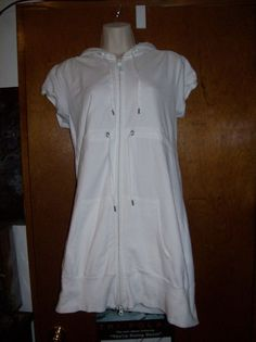 H&M Sport Pool Cover-up Size M