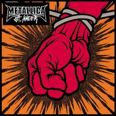 """Metallica - St. Anger...my favorite from these guys...it took much criticism for not being """"more traditional""""...this album was well produced,very well written and very interesting because they really dove within themselves and wrote about true problems that had subconsciously affected them (lyrically)...and were artistically,(instrumentally) some what experimental...and it was heavy,angry,desperate,and flat out deep...deserves more recognition.."""