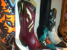 Tony Benattar | Liberty Boot Co.