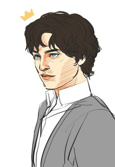 Peter Wiggin by Orson Scott Card. Fanart by: spacefeels at tumblr.