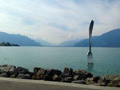 Vevey, Geneva Lake 2014