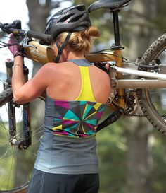 Dirt Diva Cycling Tank - Cycling - Shop By Activity - Title Nine