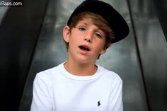 If you don't know this lil dude search him on YouTube Mattybraps seriously check out his swag !