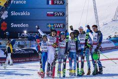 Tímová súťaž na MS 2017 v St. Moritz - 2. Slovensko
