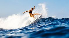 Bianca Buitendag takes us back to the beginning on the ROXY blog #ROXYsurf