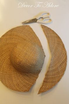 Create a Regency Era Bonnet from a Modern Straw Hat by Decor To Adore shares step by step how to create a Jane Austen bonnet on a budget. Regency Dress, Regency Era, 1920s Dress, Victorian Hats, Victorian Fashion, Historical Costume, Historical Clothing, Historical Dress, Period Outfit