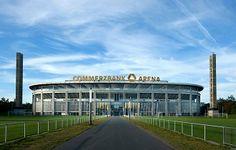 In der Commerzbank Arena Frankfurt könnt Ihr Eure Green Meetings in großer Runde umsetzen.