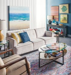 The Dane Sofa Can Make Take The Look Of Your Living Room To Either Retro Or