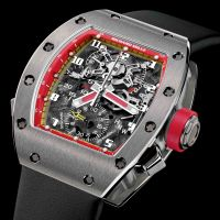 The Watch Quote: The Watch Quote: List Price and tariff for Richard Mille - RM 004 - WG Felipe Massa 503.06C.91 watch