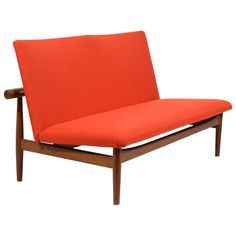 """Japan"" Settee by Finn Juhl 