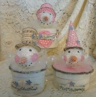 Custom Snowman Box giveaway on my Blog, enter by Wednesday Dec 5th, 2012 http://Bungalowbling.blogspot.com
