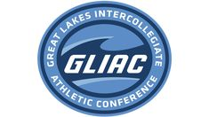 Great Lakes Intercollegiate Athletic Confe - College Sports Vector SVG Logo in 5 formats - Hockey Logos, Sports Logos, Conference Logo, Great Lakes, As You Like, Nhl, Team Logo, First Love, Athletic