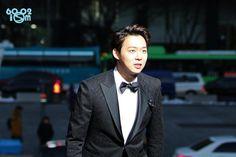 Yoochun In Dashing Look at 35th Blue Dragon Awards 2014 ❤️ JYJ Hearts