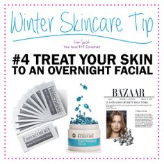 Have you heard about this new category of skincare products? They're calling them overnight masks or overnight facials, and they work while you sleep! It just so happens that R+F has an amazing overnight mini-facial. PM me your address/phone number and I'll send you one!