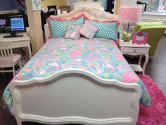 My Baby Sam Pixie Aqua Bedding Set