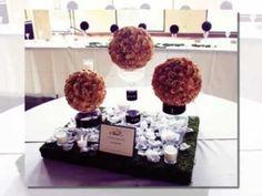 Wonderful wedding centerpieces