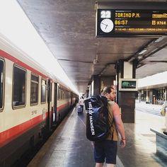 Photo from @quincyashton | ¡Ciao Roma! Passons à Monte-Carlo! #bunontherun #bunonfleek #brosbeingbasic #hellyhansen