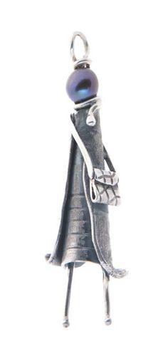 Miss Rosie's pendent. Sonia Beauchesne Bijoux d'art - Art Jewelry