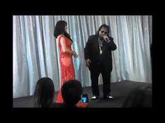 """Bappi Lahiri performing """"Tune Maari Entriyaan"""" from GUNDAY live at SHOWBIZ INDIA's 16th anniversary event"""