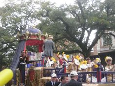 Mardi Gras in Mobile, AL