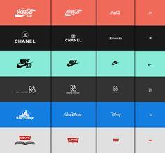 Logos responsivos / Responsive logos
