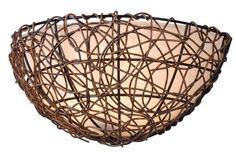Buy the Kenroy Home Rattan Direct. Shop for the Kenroy Home Rattan Thicket 1 Light Wall Washer Sconce and save. Contemporary Wall Sconces, Rustic Wall Sconces, Wall Mounted Lamps, Wall Spotlights, New Home Designs, Wall Sconce Lighting, Hall Lighting, Joss And Main, Rattan