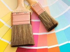 Stucco Colors, Exterior Paint Colors, Sell Your House Fast, Selling Your House, Kitchen Cabinet Colors, Kitchen Colors, House Painting Tips, Neutral Colors, Colours