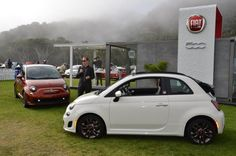 Concorso Italiano – Unveiling the FIAT® 500c GQ Edition & FIAT 500 Cattiva
