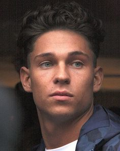 So yeah he's a total twat and everything, but Joey Essex is actually really hot imo. Just sayin. Joey Essex, Soft Curls, Hot Actors, Fine Men, Celebs, Celebrities, Man Crush, Hot Boys, Eye Color
