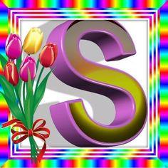 S Alphabet, Monogram Alphabet, 3d Girl, Word Art, Marie, Symbols, Letters, Wallpapers, Teddy Bear