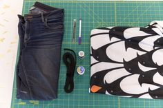Materials for your new Loungewear Pants! | Spoonflower Blog