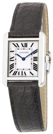 Cartier Tank, only $2,280 on Amazon... Obviously a look-alike would be fine