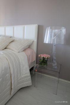 Coconut White: Makuuhuoneen romantiikkaa