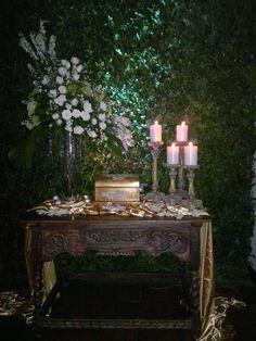 Mesa deregalos # Boda # Decoracion de boda.