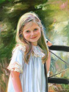 Atlanta Portrait Artist Melissa Crawford