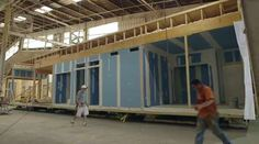 <p>Watch as the Greenbuild LivingHome is assembled, insulated, and finished and learn more about the factory-built process from LivingHomes CEO Steven Glenn.</p>