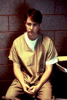 Edward Norton in Primal Fear (1996).