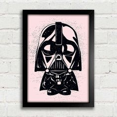 Poster Star Wars - Mini Darth Vader                                                                                                                                                      Mais