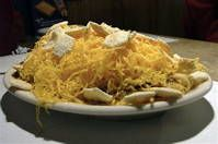 Skyline Chili Pasta...too bad there isn't a Skyline anywhere near here! CRAVE this stuff.