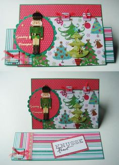 Nutcracker Christmas (2 ) by niki1 - Cards and Paper Crafts at Splitcoaststampers