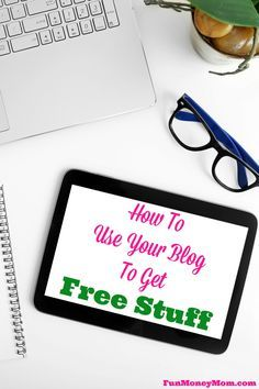One of my favorite perks of blogging is all the free stuff!  Find out how you…