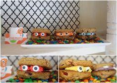 Cookie creatures