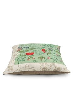 Cushion Spring to Life Green