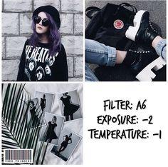 @vsco.princess •foxwithsox14• #vsco #theme #instagram #filter
