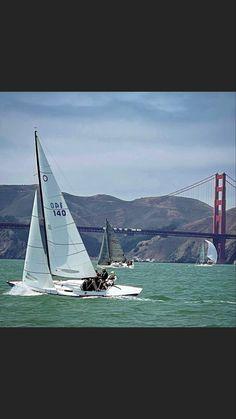 Golden Gate, Bridge, Bridge Pattern, Bridges, Attic, Bro