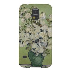 Vase of Roses by Vincent Van Gogh Galaxy Nexus Cover
