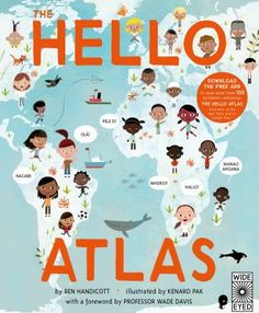 Look into the lives of children all over the world with this book that celebrates one of humanity's greatest achievements: written and verbal language. Including fully illustrated word charts, featuring children depicted in their home country, doing ordinary things, this book features more than 100 languages....