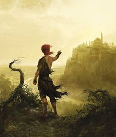"""This is the French cover art for the tremendous Book """"The name of the Wind"""" by Patrick Rothfuss. The Name of the Wind Fantasy Artwork, Fantasy Books, Fantasy Characters, Female Characters, Character Concept, Concept Art, Character Design, Character Inspiration, High Fantasy"""