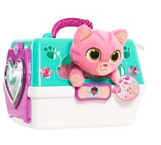 Buy Doc Mcstuffins Pet Vet On The Go Pet Carrier Cat online or in store at Mr Toys. Browse our Doc McStuffins range at great prices. Baby Girl Toys, Toys For Girls, Little Girl Toys, Doc Mcstuffins Toys, Doc Mcstuffins Costume, Kids Toys Online, Minnie Mouse Toys, Doll Toys, Dolls