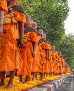 The blessing of Chiang Mai